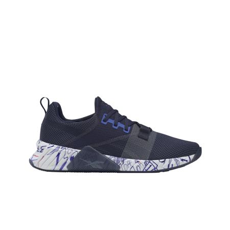 Reebok Flashfilm Train 2.0 Shoes, Vector Navy/White/Court Blue