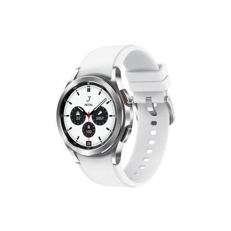 Samsung Galaxy Watch 4, 42 mm, BT, Silver