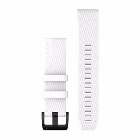 """Garmin zamjenski remen za Fenix 6, QuickFit 22"""", White Silicone"""