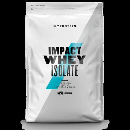 Impact Whey Isolate, 2500 g