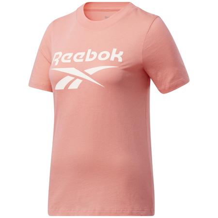 Reebok Identity Logo Shirt, Twisted Coral
