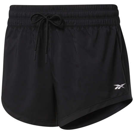 Reebok Workout Ready Woven Women's Shorts, Black
