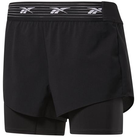 Reebok Epic 2 in 1 Women's Shorts, Black