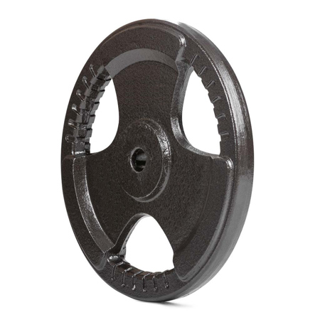 Željezni disk uteg 30mm, 1,25 kg