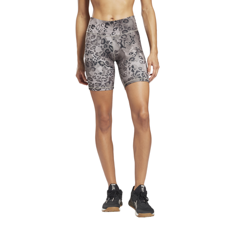 Reebok Modern Safari Women's Bike Shorts, Boulder Grey