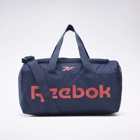 Reebok Active Core Grip Duffel Small Bag, Vector Navy