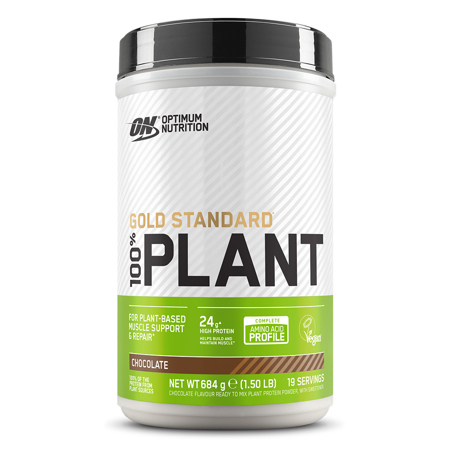 Gold Standard 100% Plant Vegan Protein, 680 g