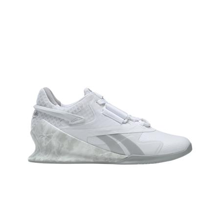 Reebok Crossfit Lifter II Women's Shoes, Cloud White/Pure Grey