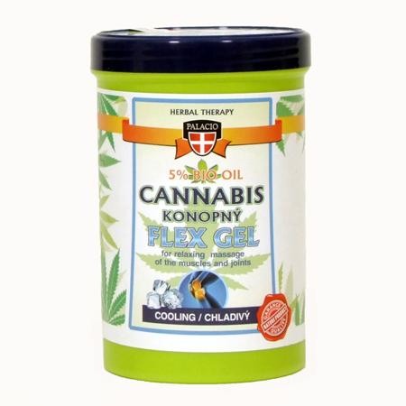 Cannabis FLEX cooling gel 380 ml