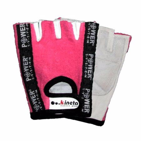 Rokavice Power System, pink