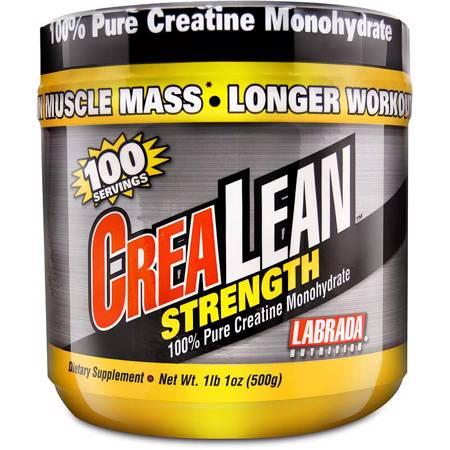 Crealean Kreatin monohidrat, 500 g