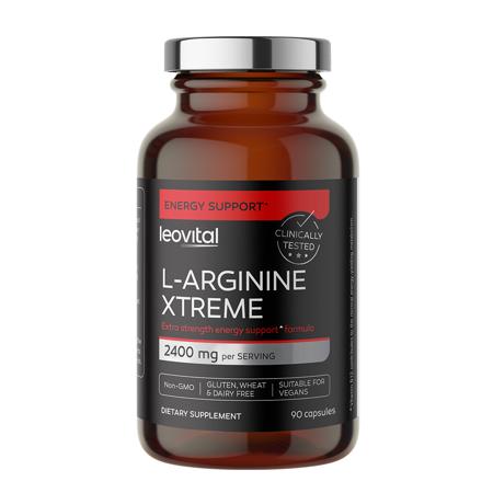 L-Arginine Xtreme, 90 kapsul