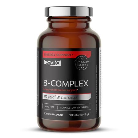B-complex, 90 tableta