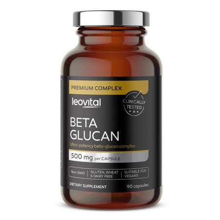 Beta Glucan, 90 kapsula