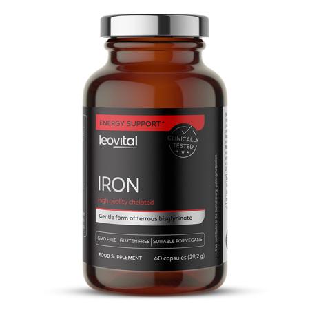 Iron, 60 Kapseln