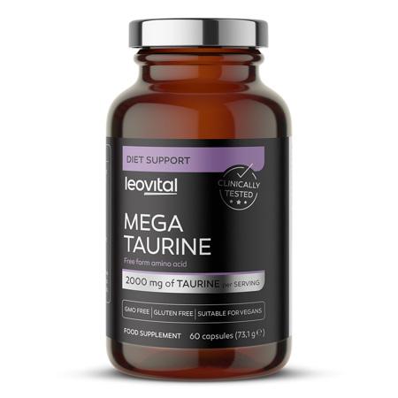 Mega Taurine, 60 kapsula