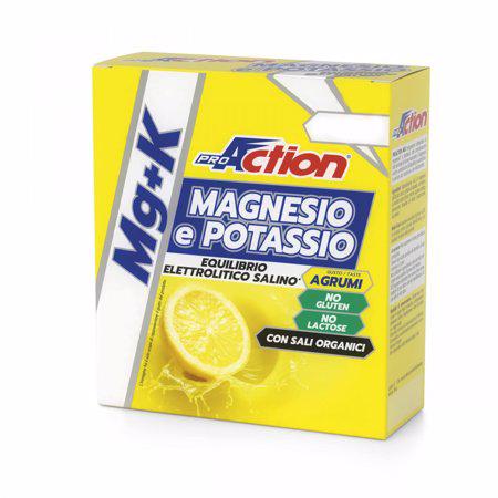 Proaction Magnesium and Potassium, 10 x 10 g