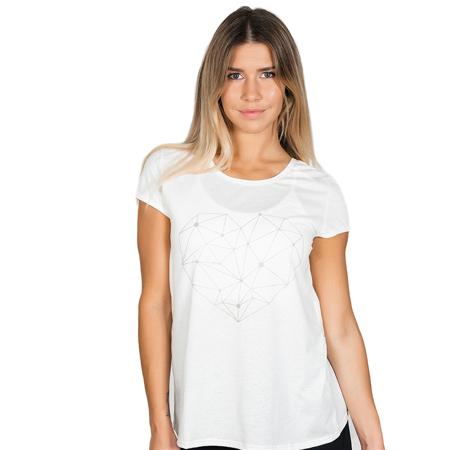 Maia T-Shirt, White