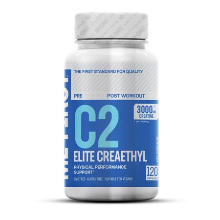 C2 Elite Creaethyl, 120 kapsula