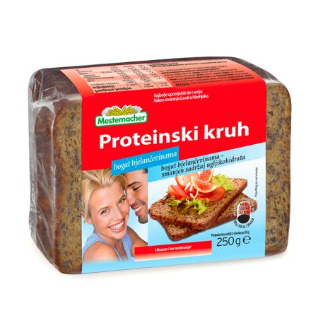 Proteinski kruh, 250 g