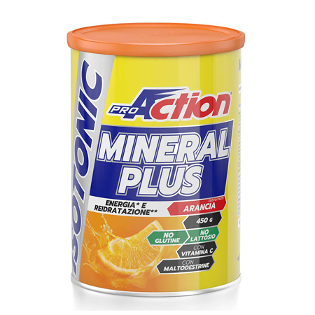 Mineral Plus Isotonic, 450 g