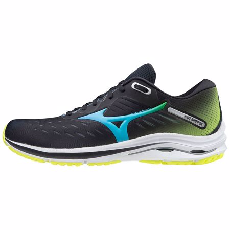 Wave Rider 24, Black/Blue Atoll/Safety Yellow