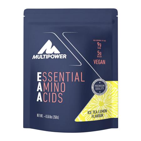EAA Powder, Ice Tea Lemon, 250 g