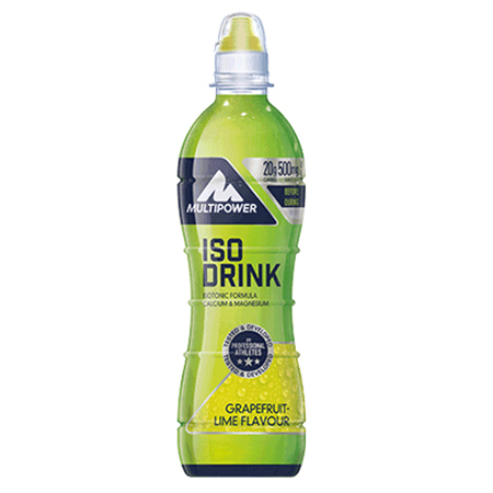 Iso Drink, bočica, 500 ml - Grapefruit
