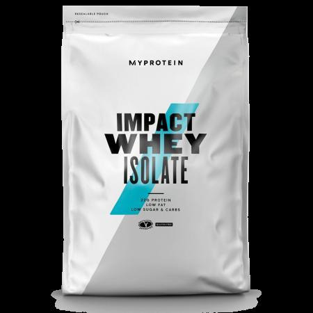 Impact Whey Isolate, 5000 g
