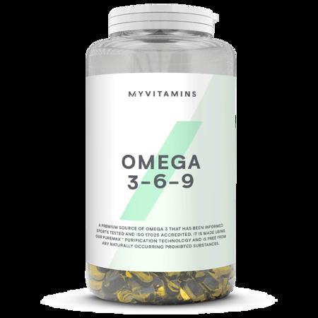 Omega 3-6-9, 120 kapsul