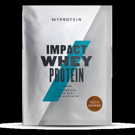 Impact Whey Protein Sample 25g