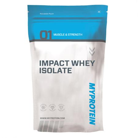 Impact Whey Isolate bez okusa, 5000 g