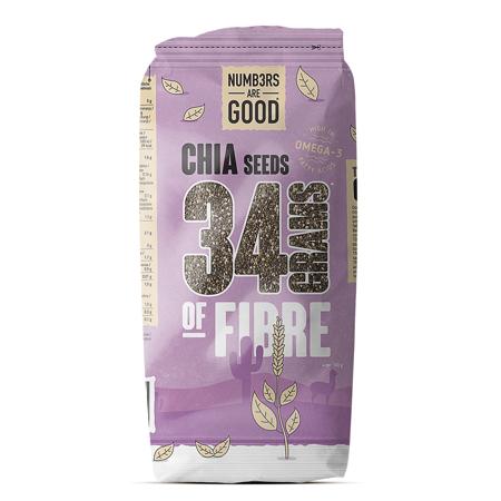 Chia sjemenke, 750 g