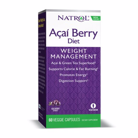 Acai Berry Diet 1200 mg, 60 kapsul