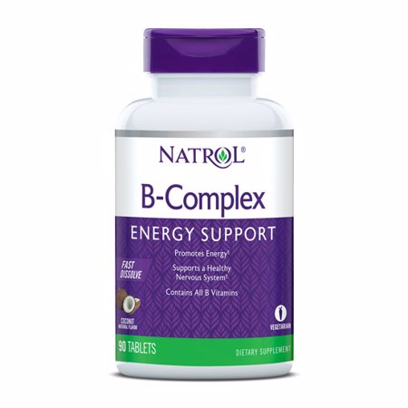 B-Complex Fast Disolve, 90 tablet
