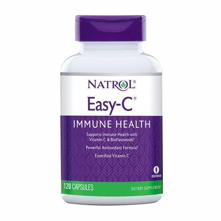 EASY-C 500 mg mit Bioflavonoiden, 120 Tabletten