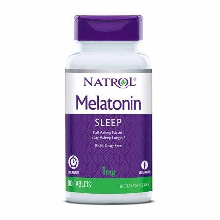 Melatonin Time Release 1mg, 90 Tabletten
