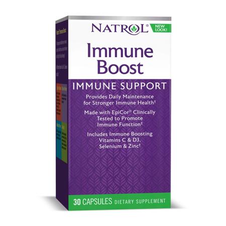 Immune Boost, 30 kapsula