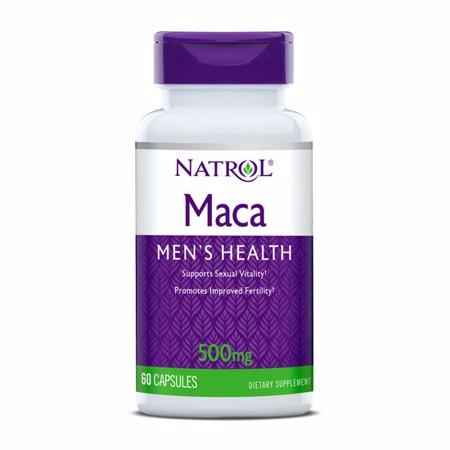 Maca 500 mg, 60 kapsula