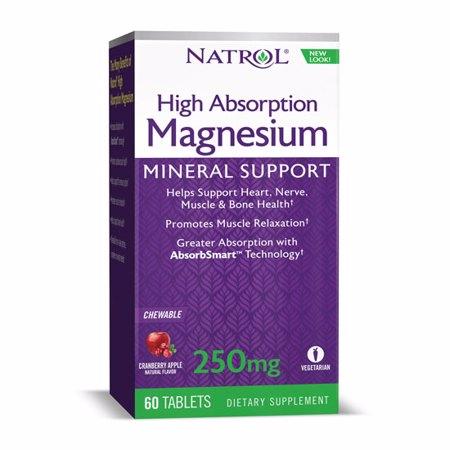 Magnesium High Absorption, 60 tableta