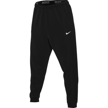 Nike Dri-Fit Tapered Pants, Black/White