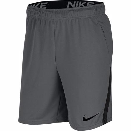 """Nike Dri-Fit 9"""" Training Shorts, Grey"""