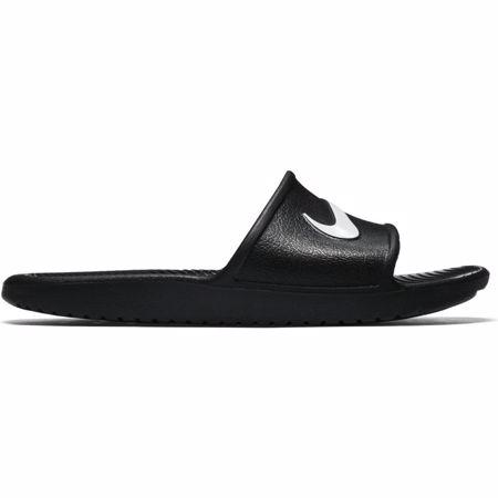 Nike Kawa Shower Women's Sandals, Black/White