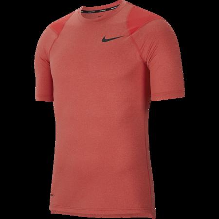 Shirt Nike Pro Breathe SS Track Red/Black