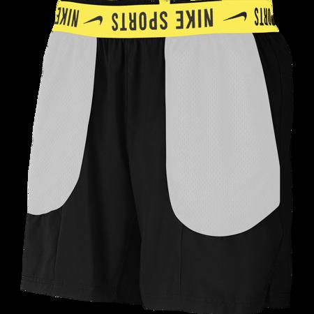 Shorts Dri-Fit Reversible Training Black/White/Lemon