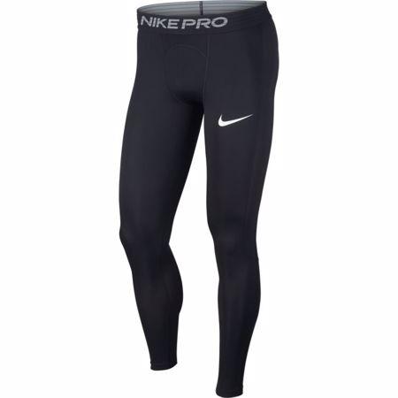 Nike Pro Training Tights, Black/White