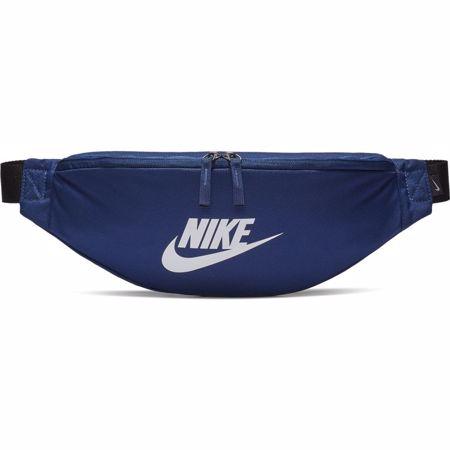 Nike Sportswear Heritage Hip Pack, Blue Void/Vast Gray