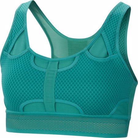 Nike Ultra Breathe Women's Sports Bra, Neptune Green/Black