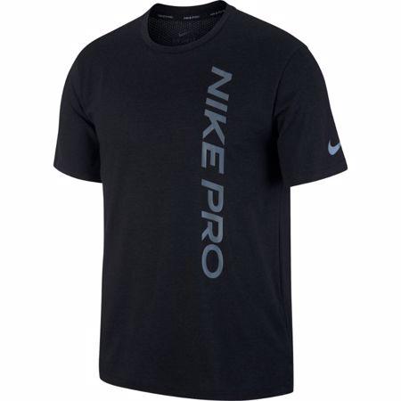Nike Pro Short-Sleeve Top, Black