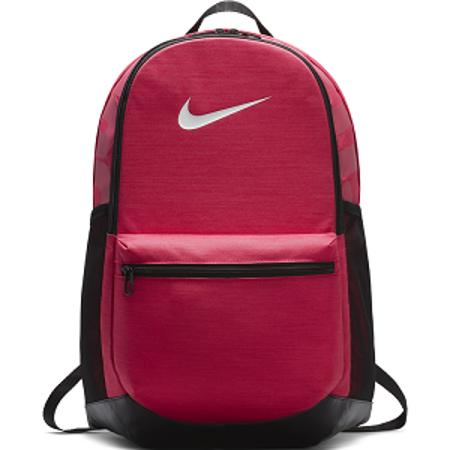 Nike Brasilia Training Backpack (Medium), Pink/Black